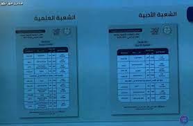 جدول امتحانات الثانوية العامة 2021 - 2022 للقسم العلمي ظهر الآن – مصري فور  نيوز