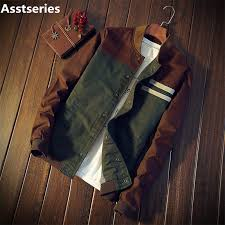 Autumn Korean <b>men's</b> jacket new <b>Cultivate</b> one's morality short ...