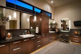 makeup vanity lighting ideas. Double Sink Vanity Lighting Ideas Makeup Bathroom Contemporary With Built In Cabinets Bath G
