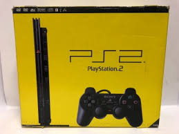 sony playstation 2 slim. sony playstation 2 slim game console boxed. reference: 020400116329. sonata_product_default_media. sonata_product_default_media playstation s