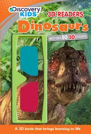 dinosaurs discovery kids 3d reader discovery kids 3d readers parragon books 0824921045601 amazon books