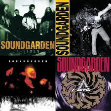 <b>Soundgarden</b> – <b>A Sides</b> on Spotify