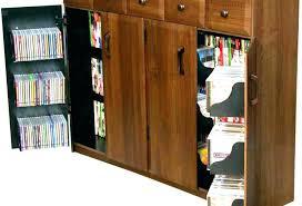 dvd storage with doors storage cabinet with sliding door doors winsome al cabinets glass dvd storage