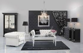 ... Impressive Contemporary Living Room Ideas Modern White And Black Living  Room Interior Design And Excellent ...