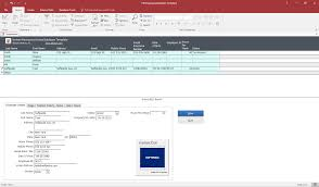 Access Personnel Database Template Download Hr Employee Database Template 2 1 0