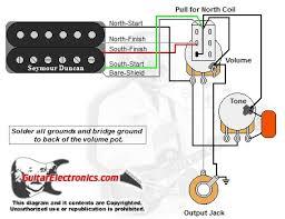 guitar wiring diagram 1 humbucker 1 volume 1 tone data wiring guitar wiring diagram 2 humbucker 1 single coil 1 humbucker 1 volume 1tone pull for north single coil rh guitarelectronics com guitar wiring diagram 2 humbucker 1 volume 1 tone