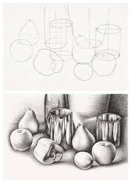 still life lessons are the best way to awesome site for drawing oils acrylic portraits s etc esquisse et croquis fini de nature morte