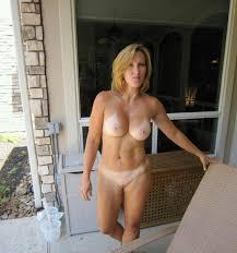 Amateur mature horny women