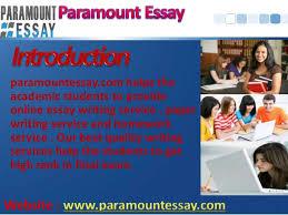 paramountessay purchase essays