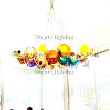 colorful pendant lights colored glass chandelier diameter color glass ball pendant lights chandelier of colorful glass