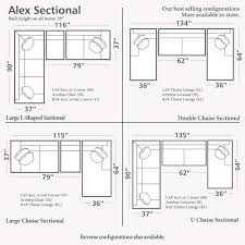 alex l shaped sectional sofa living room bassett furniture photo details these ideas we want