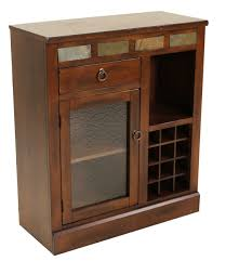 wine bar cabinet. Exellent Wine Santa Fe Dining WineBar Cabinet Inside Wine Bar U