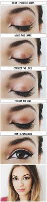 cat eye makeup 12 game changing eyeliner tutorials you ll be