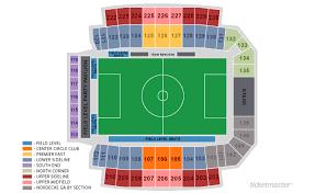 37 Qualified Mapfre Stadium Seating