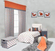 fox crib bedding fox racing baby crib bedding