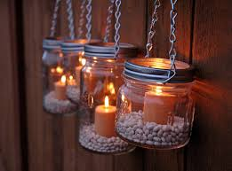 My hands down favorites are their handmade hangers that can turn ordinary mason  jars into gorgeous hanging lanterns: