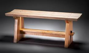 japanese outdoor furniture. Japanese Garden Bench | - Solid Curly Maple Standard Size: 42\u201d Long Outdoor Furniture
