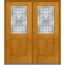 fiberglass exterior double doors for shed light brown wood door front with glass compressed fiberglass exterior double doors for shed