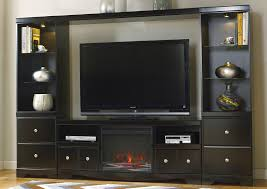 American Furniture Galleries Shay Entertainment Center w LED Fireplace