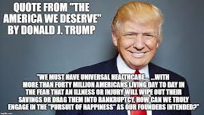 Trump On Healthcare Circa 40 Album On Imgur Enchanting Trump Healthcare Quote
