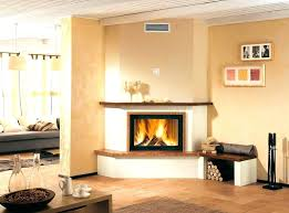 modern corner fireplace decoration superior l wood burning corner fireplace modern inside 0 from corner wood