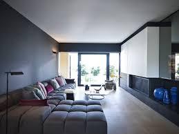 modern apartment living room ideas black. Fantastic Design For Apartment Living Room Decorating Ideas : Adorable Using Grey Velvet Tufted Sectional Modern Black V