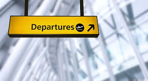 Image result for departure
