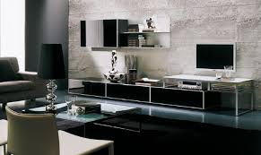 Modular Living Room Cabinets Outstanding Simple Chic Wall Unit For Living Room Interior