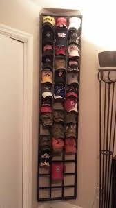 Hat Organizer For Closet Ball Cap You Ll Never Miss Place Or Lose Your Caps  4