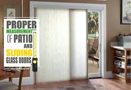 sliding patio privacy screens how to measure a screen door an ultimate guide proper measurement of