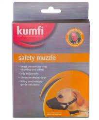 Kumfi Safety Muzzle Xsmall Stefmar Pet Care