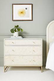 bedroom furniture. Simple Furniture Star Inlay ThreeDrawer Dresser And Bedroom Furniture