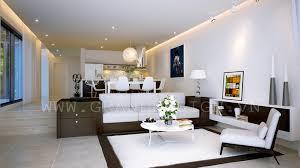 open plan apartment interior design ideas