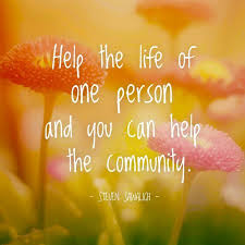 Community Service Quotes Impressive 48 Beautiful Community Quotes And Sayings