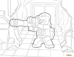 Awesome Lego Mr Freeze Coloring Pages Top Free Coloring Pages For Kids