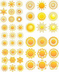 Sunflower Pattern Magnificent Variety Of Sunflower Patterns Vector Free Vector In Encapsulated