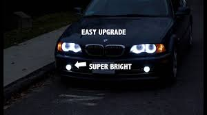 2002 Bmw 325i Fog Lights Bmw E46 Led Fog Light Install Bimland Performance
