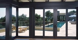 glass door wooden door sliding door