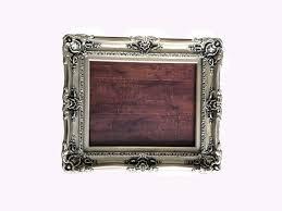 16x20 shabby chic gold frame decorative