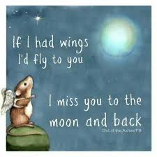 I Do Love You To The Moon And Back And I Miss You That Much Too Re Delectable I Miss You To The Moon And Back Quotes