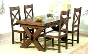 solid wood dining table set fancy round wood dining table set dark wood dining e set