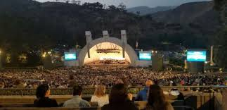 Hollywood Bowl Section R2