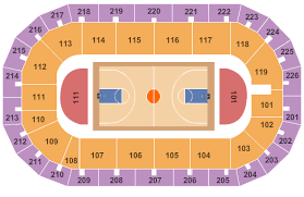Cure Insurance Arena Tickets Cure Insurance Arena Seating