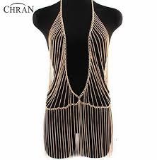 <b>Chran</b> Sexy <b>Unique Design Gold</b> Beach Chain Fashion Women ...