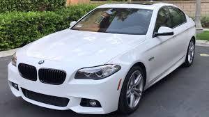 BMW Convertible bmw 535i sports package : 2016 BMW 535i Alpine White with M-Sport Package Walk Around - YouTube