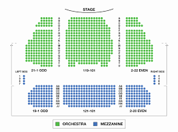 Springsteen On Broadway Seating Chart 71 Efficient Bb King Nyc Seating Chart