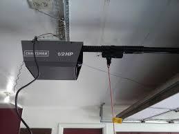 installing a garage door openerNew Liftmaster Garage Door Opener Installation