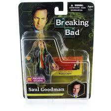 Mezco Toyz Breaking Bad Saul Goodman PX Exclusive Action Figure : Target
