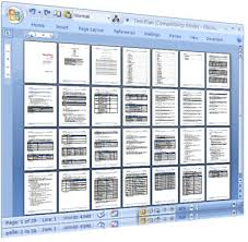 test plan template excel software testing template ms word excel instant download