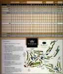 Wigwam Resort - Gold - Actual Scorecard | Course Database